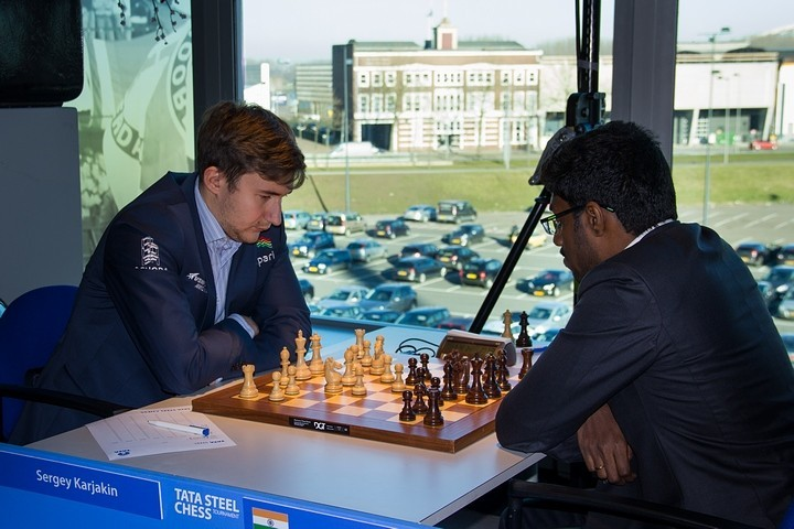Турнир Tata Steel Chess